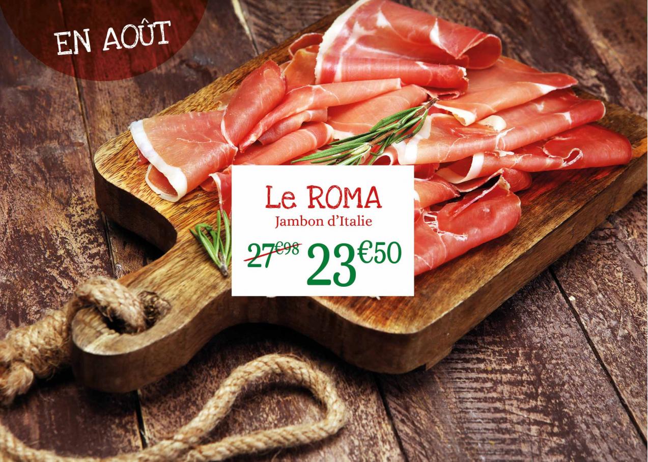 Promo Août 2021 Viva Italia !